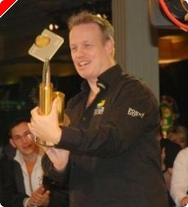 Christer Johansson vinner €600 000 och Irish Open 2009