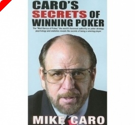 Análise do Livro: 'Caro's Secret's of Winning Poker' de Mike Caro