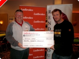 David Welch wins Ladbrokes Easter Festival, Irish Open Side Event Results + more