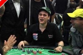 Torneo Pokerstars LAPT Mar del Plata 2009 Live - Dia 1b: Robin Chesne toma el liderazgo