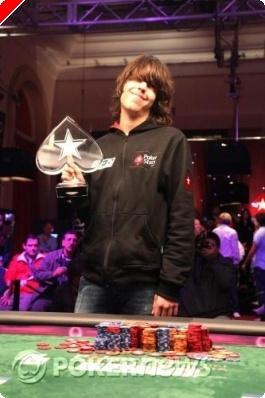 "Dominik ""DOMinator"" Nitsche gana el Torneo PokerStars LAPT Mar del Plata"