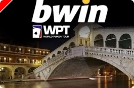Clasifica al Torneo WPT Venecia a través de bwin Poker