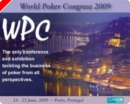 Cidade do Porto Recebe o World Poker Congress 2009