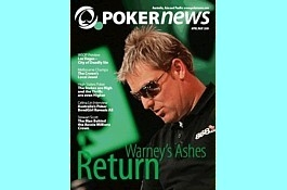 PokerNews Launches Australian Poker Magazine