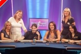 Party Poker Women's World Open Está de Volta, Publicidade de Poker Banida Pela ASA e mais…