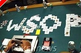 Jak se Dostat za Pomoci PokerNews a PartyPoker na WSOP 2009