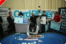 European Masters of Poker с Невероятен Български Вариант в...