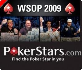 Satélites WSOP 2009 na PokerStars!