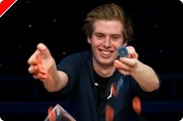 San Remo EPT võit läks noorele hollandlasele