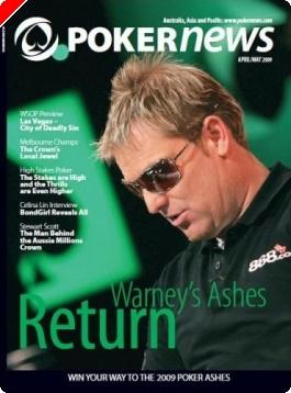 PokerNews Стартира Австралийско Покер Списание
