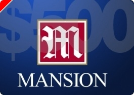 $500 Special Cash Freeroll na Mansion Poker
