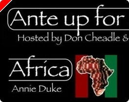 'Ante Up For Africa' Event til EPT Monte Carlo