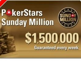 """Svenske """"antesvante"""" vinner PokerStars Sunday Millions"""