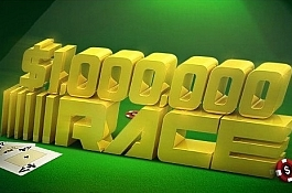 PartyPoker Monthly Million, 'Million Dollar Race' Approaching