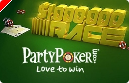 Million Dollar Race e Monthly Million na Party Poker