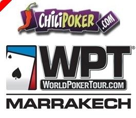 Corrida ao WPT Marrakech na ChiliPoker!