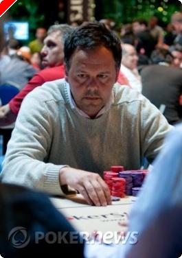 EPT Monte Carlo 2009 PokerStars – Día 2: Naalden y Obrestad a la cabeza de los 138 jugadores...