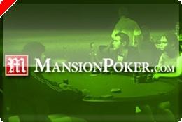 Promoções Mansion Poker!