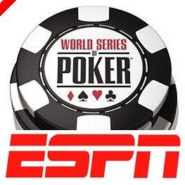 ESPN Reduz Número de Eventos Televisionados nas WSOP 2009