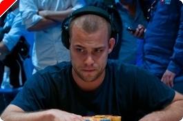 PokerStars.com EPT Grand Final, Den 3: Woodward Vede, 31 Zbývá