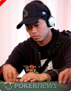 Perfil PokerNews - Theo 'pittrounder' Tran