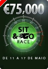 €75,000 Sit & Go Race na Poker Heaven