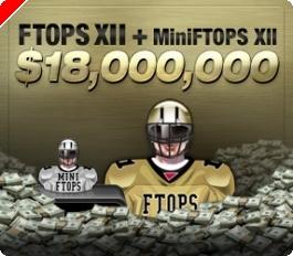 FTOPS XII + MiniFTOPS XII – 6 a 17 Maio na Full Tilt Poker!