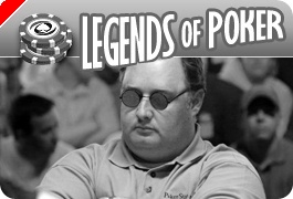 Lendas do Poker: Greg 'Fossilman' Raymer