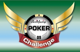 Everest Poker sponsert die AniMazing Poker Challenge 2009