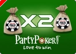 WSOP – ¡Urgente! Hoy miércoles termina el plazo de clasificación para el freeroll de Party...