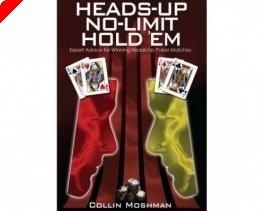 Análise do Livro: Head's-Up No Limit Hold'em por Collin Moshman