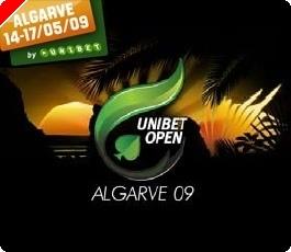 Unibet Open Algarve – 14 a 17 Maio