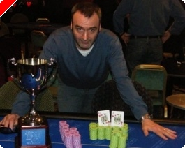 Jim O'Connell wins First Ever British Poker Masters, GUKPT Newcastle Starts Today