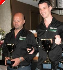 Poker-SM - Mats Rahmn svensk mästare i mörkpoker
