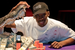 Jean Gaspard Takes WSOP Circuit New Orleans Following Three-Way Deal