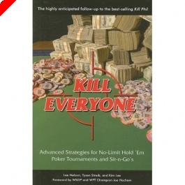 """Kill Everyone"" – Libros de Poker"