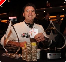 Chris Levick Vence PokerStars.net ANZPT Melbourne