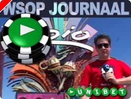 Unibet WSOP Journaal | Dag 2 met Lex Veldhuis