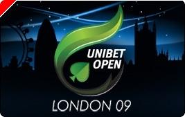 Mais Três Pacotes Para o Unibet Open Londres!