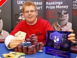 Tony Phillips - Interview with GUKPT Newcastle Champion Tony Phillips