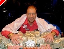 WSOP 2009 päevik (4): $40.000 NLH võit Venemaale, Thang Luu tegi ajalugu