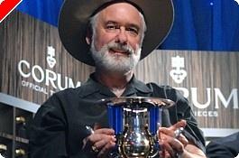 WSOP 2009 en directo: Champions Invitational  – Tom McEvoy gana el Corvette