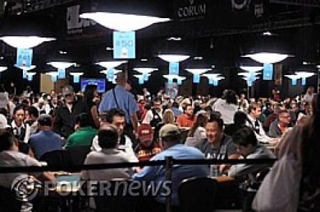 2009 WSOP, Event 5: Iacofano Leads $1,500 PLO Final