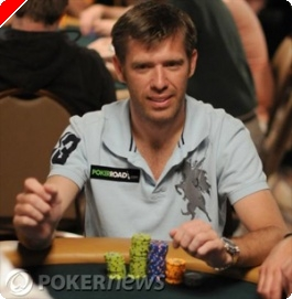 WSOP 2009: Evento#8 - $2,500 No-Limit Deuce-to-Seven Draw, Dia 1 – Flack na Chip Lead