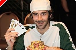 WSOP 2009 päevik (7): Mercier sai WSOP-l oma esimese käevõru