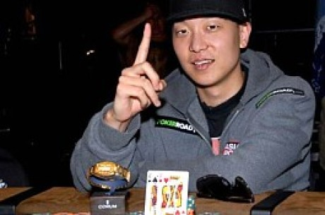 2009 WSOP, $1,000 NLHE Event #4: Steve Sung in Perfect Harmony