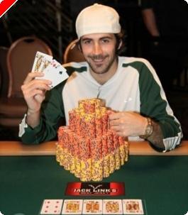 WSOP 2009: Evento#5 - Jason Mercier é o Grande Vencedor