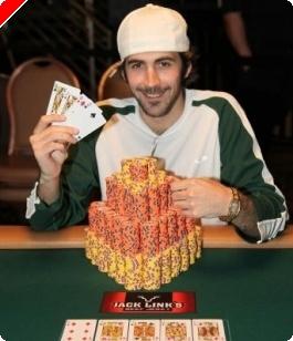 2009 WSOP Събитие #5, $1,500 PLO: Първа Гривна За Jason Mercier
