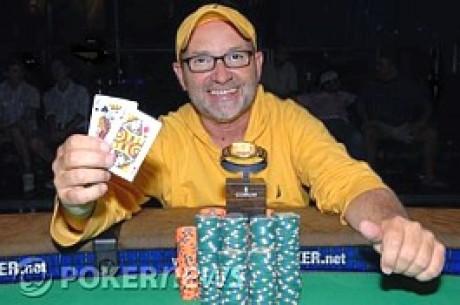 2009 WSOP: $1,500 Six-Handed No-Limit Hold'em Event #9, Day 3 – Aldridge Claims Bracelet