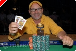 2009 WSOP: $1,500 6-Max No-Limit Hold'em Събитие #9, Ден 3 – Aldridge...